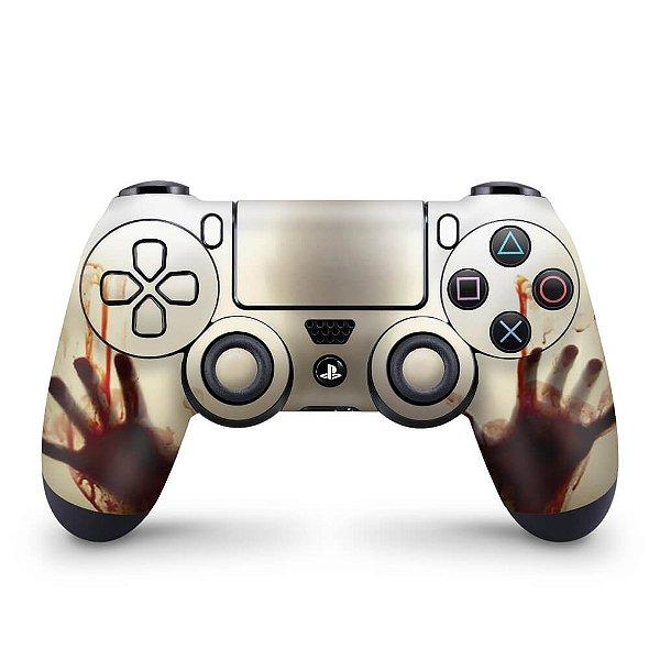 Skin PS4 Controle - Fear The Walking Dead