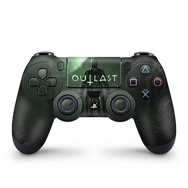 Skin PS4 Controle - Outlast 2