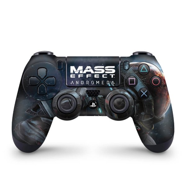 Skin PS4 Controle - Mass Effect: Andromeda