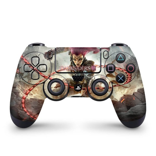 Skin PS4 Controle - Darksiders 3