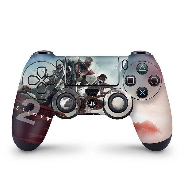 Skin PS4 Controle - Destiny 2