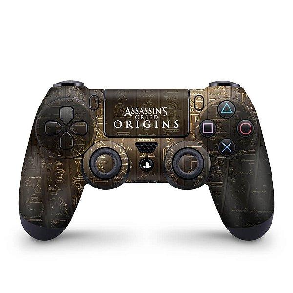 Skin PS4 Controle - Assassins Creed Origins