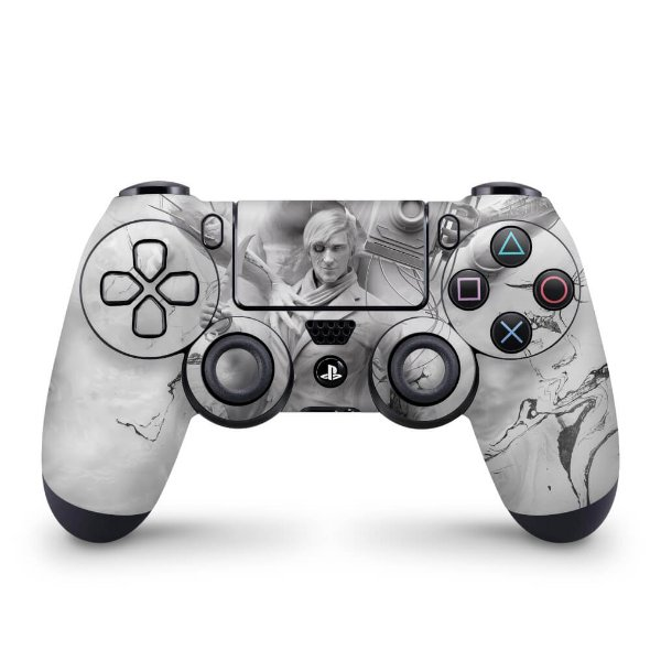 Skin PS4 Controle - The Evil Within 2
