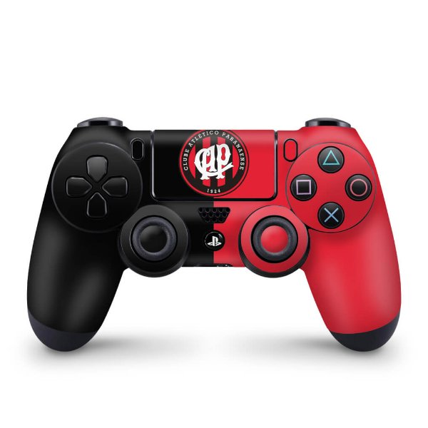 Skin PS4 Controle - Atlético Paranaense CAP