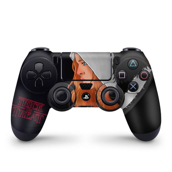 Skin PS4 Controle - Stranger Things Max