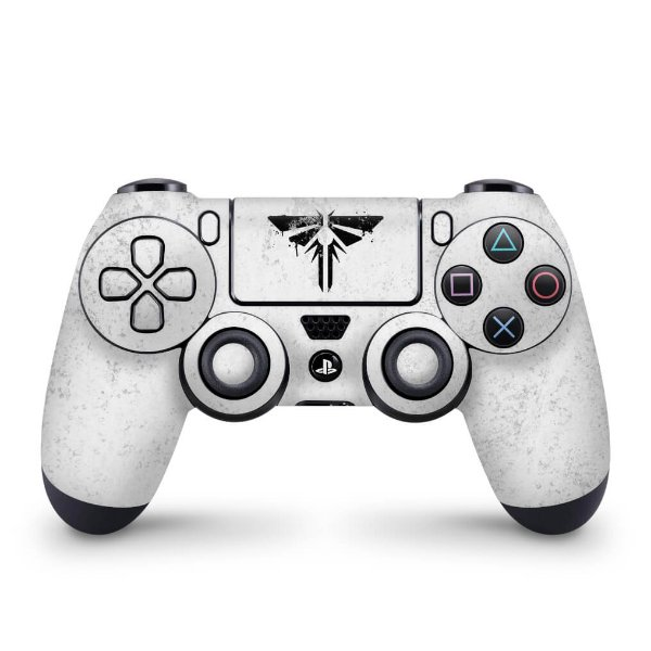 Skin PS4 Controle - The Last Of Us Firefly