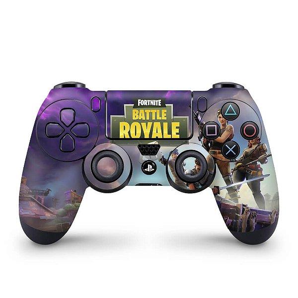 Skin PS4 Controle - Fortnite Battle Royale