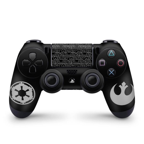 Skin PS4 Controle - Star Wars Battlefront 2 Edition