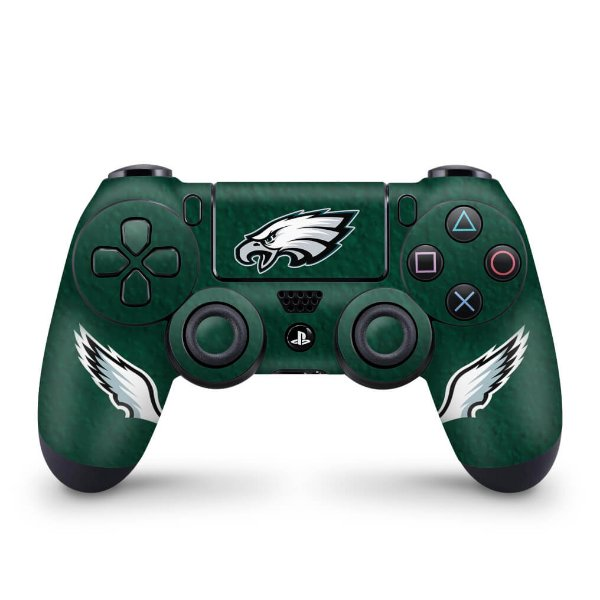 Skin PS4 Controle - Philadelfia Eagles NFL