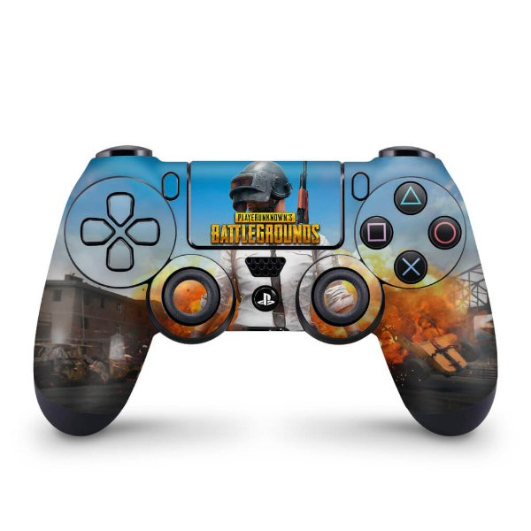Skin PS4 Controle - Players Unknown Battlegrounds PUBG