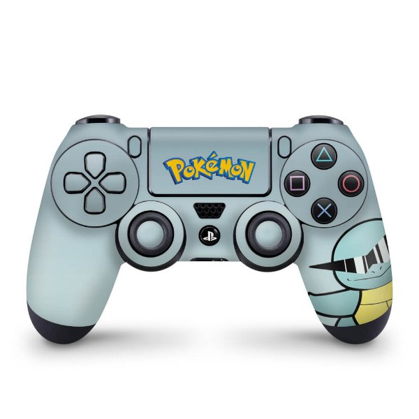 Skin PS4 Controle - Pokemon Squirtle