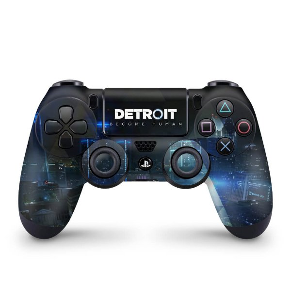 Skin PS4 Controle - Detroit Become Human