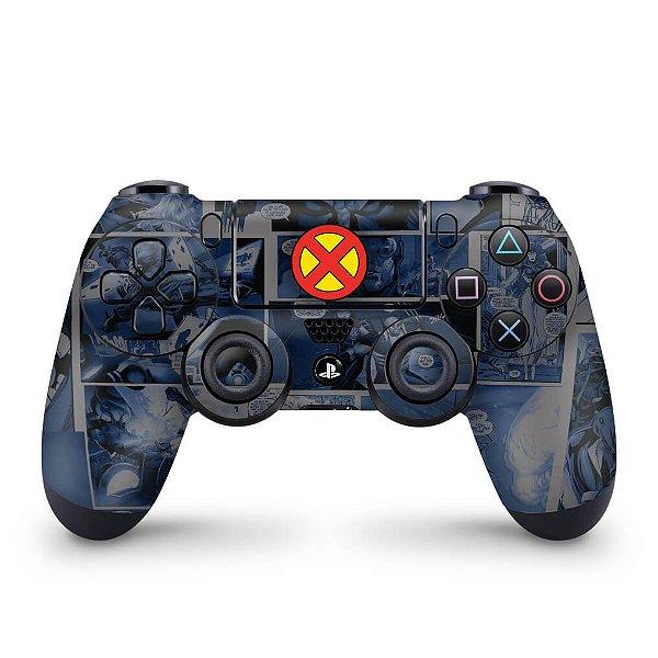 Skin PS4 Controle - X-Men Comics