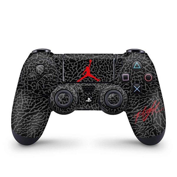 Skin PS4 Controle - Air Jordan Flight