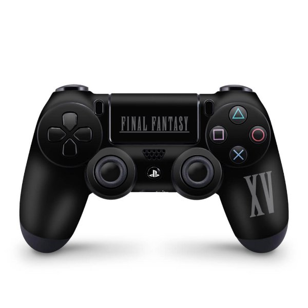 Skin PS4 Controle - Final Fantasy XV Bundle