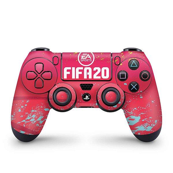 Skin PS4 Controle - FIFA 20