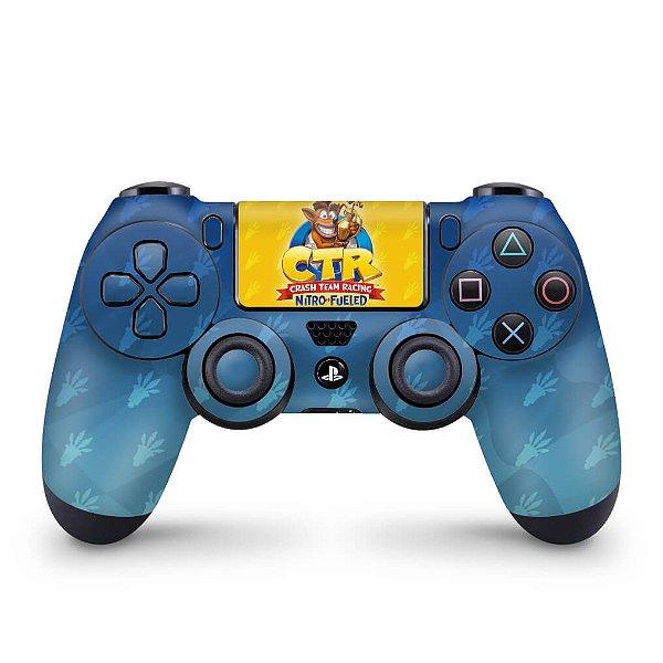 Skin PS4 Controle - Crash Team Racing CTR