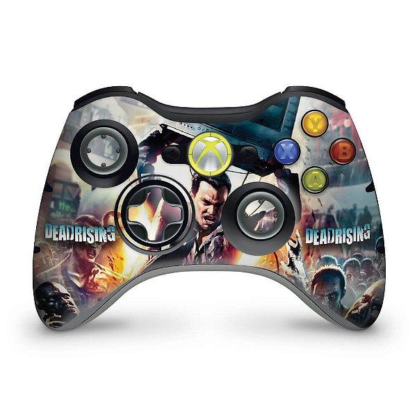 Skin Xbox 360 Controle - Dead Rising
