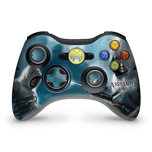Skin Xbox 360 Controle - Assassins Creed