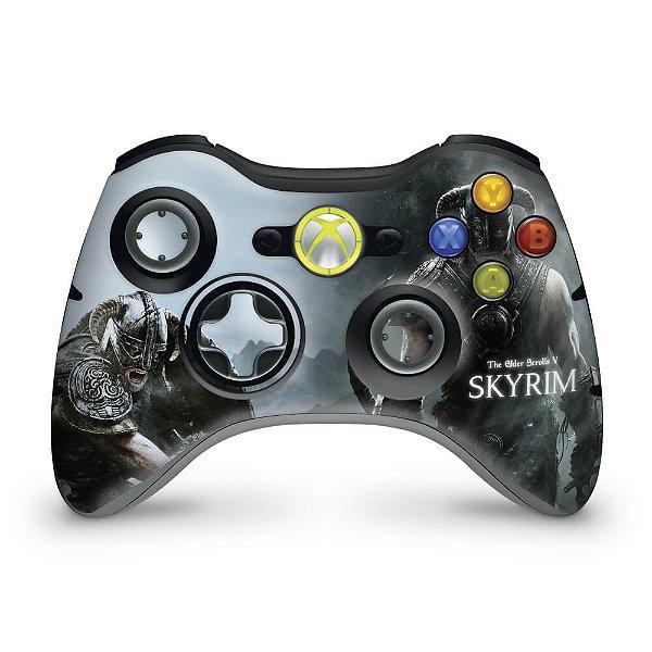 Skin Xbox 360 Controle - Skyrim