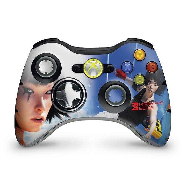 Skin Xbox 360 Controle - Mirrors Edge