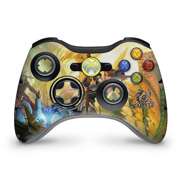 Skin Xbox 360 Controle - Rappelz