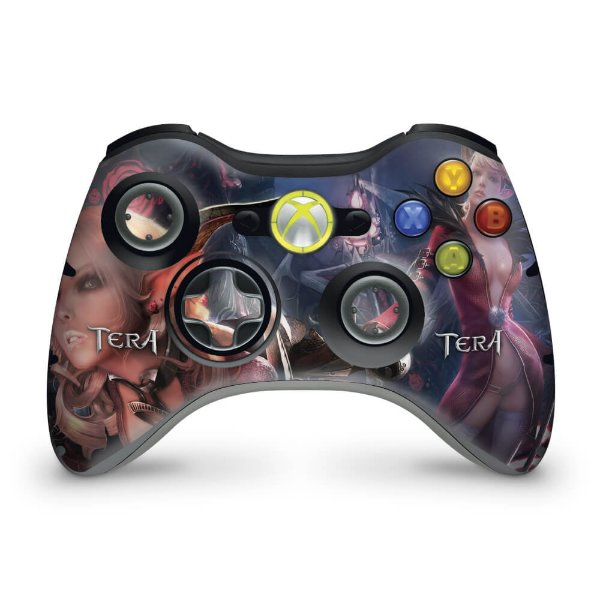 Skin Xbox 360 Controle - Tera