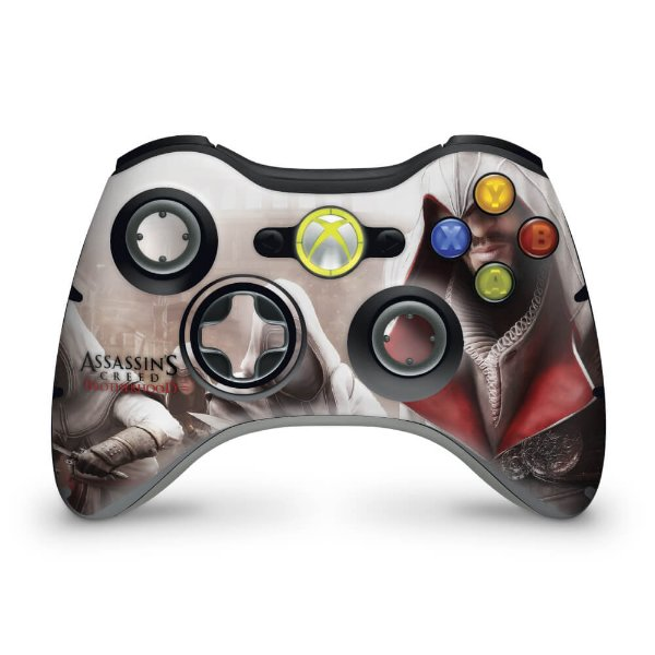 Skin Xbox 360 Controle - Assassins Creed Brotherwood #A