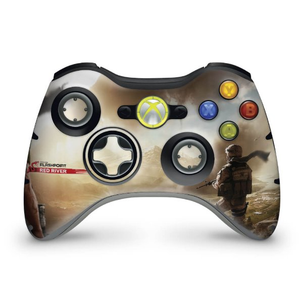 Skin Xbox 360 Controle - Operation Flashpoint