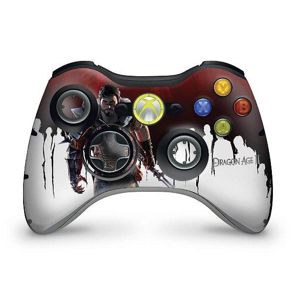 Skin Xbox 360 Controle - Dragon Age 2