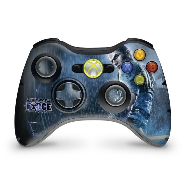 Skin Xbox 360 Controle - Star Wars Force 2 - 2 Ud