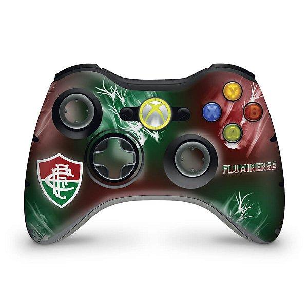 Skin Xbox 360 Controle - Fluminense