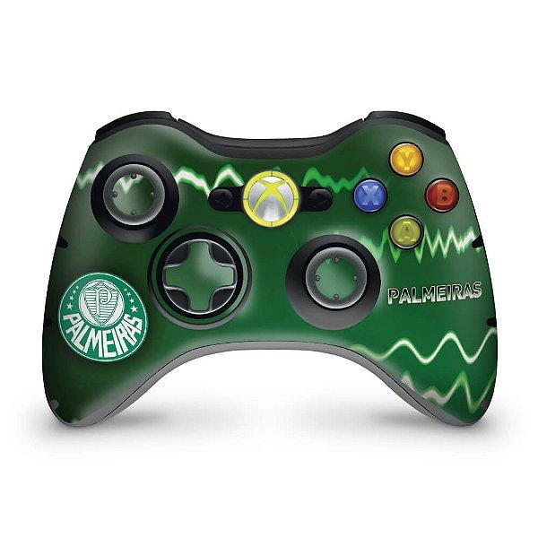 Skin Xbox 360 Controle - Palmeiras