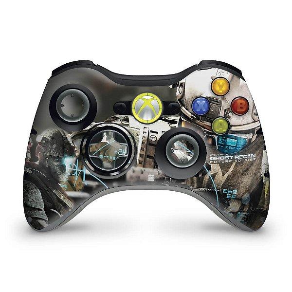 Skin Xbox 360 Controle - Ghost Recon Future 2 Ud