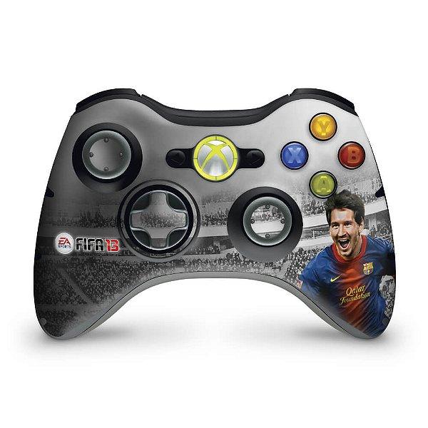 Skin Xbox 360 Controle - Fifa 13
