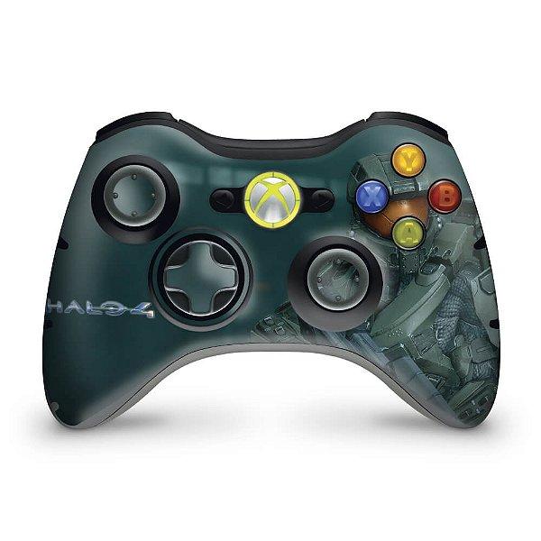 Skin Xbox 360 Controle - Halo 4