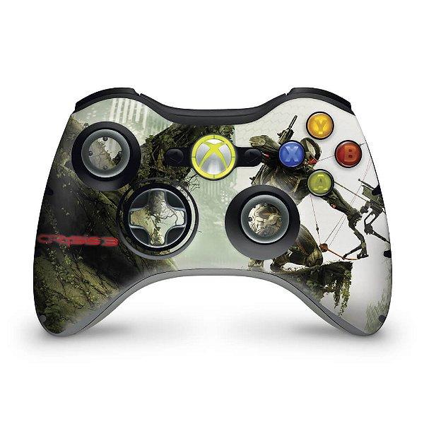 Skin Xbox 360 Controle - Crysis 3