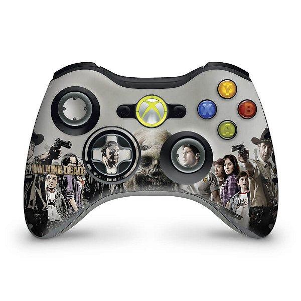 Skin Xbox 360 Controle - The Walking Dead #a