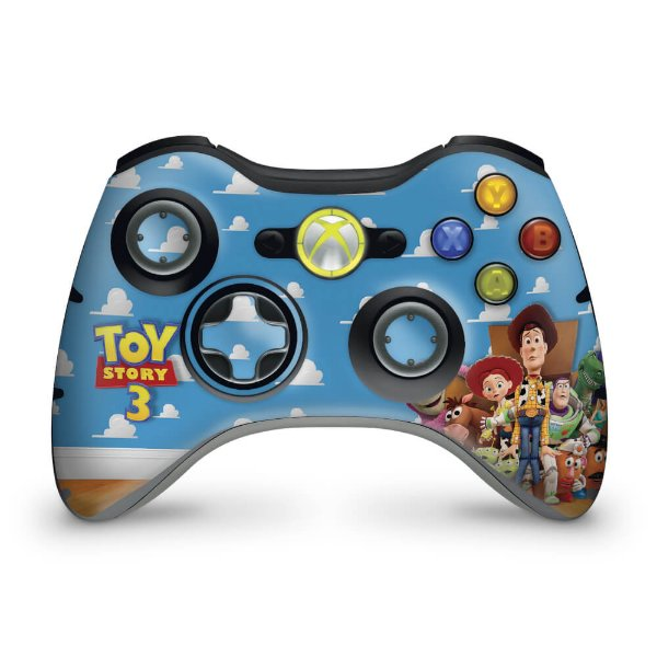 Skin Xbox 360 Controle - Toy Story