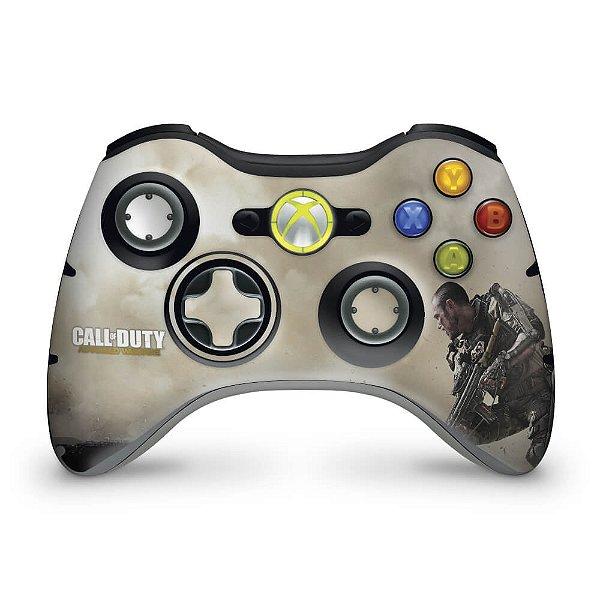 Skin Xbox 360 Controle - Call Of Duty Modern Warfare