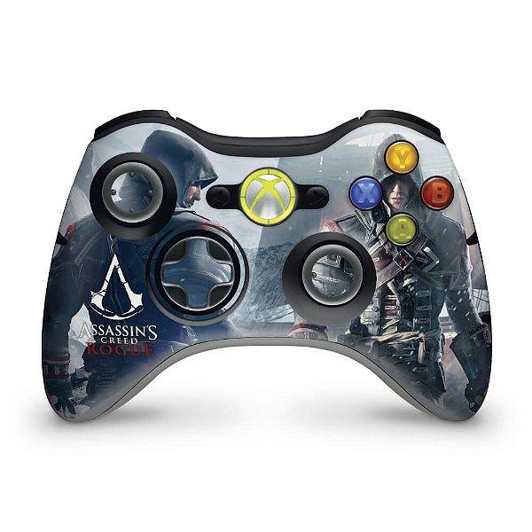 Skin Xbox 360 Controle - Assassins Creed Rogue