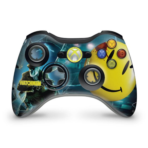 Skin Xbox 360 Controle - Watchmen