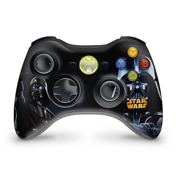 Skin Xbox 360 Controle - Darth Vader