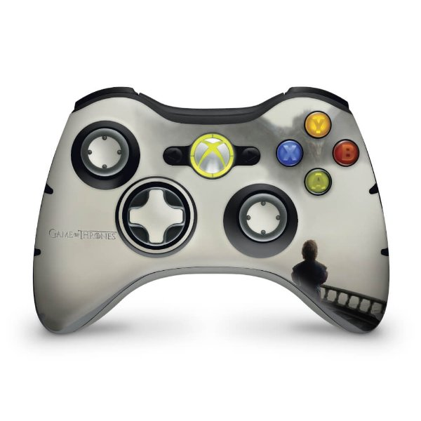 Skin Xbox 360 Controle - Game Of Thrones #b