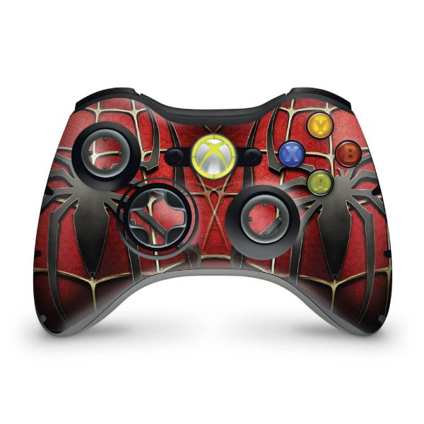 Skin Xbox 360 Controle - Homem-aranha A