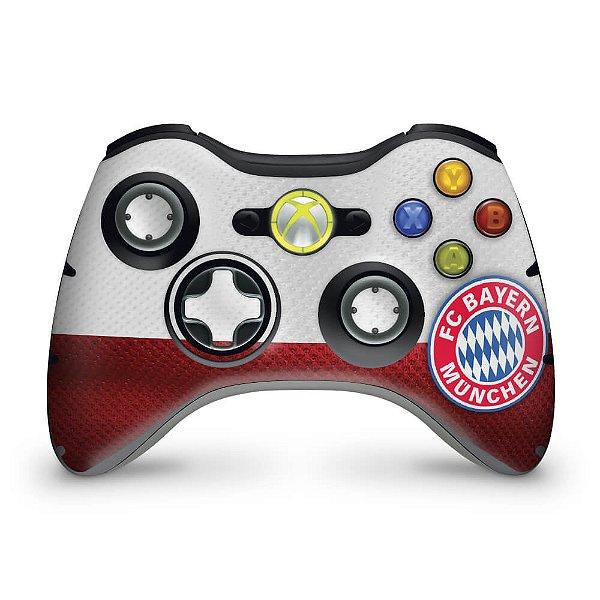 Skin Xbox 360 Controle - Bayern De Munique