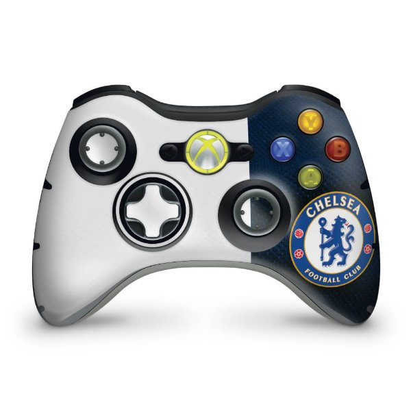 Skin Xbox 360 Controle - Chelsea