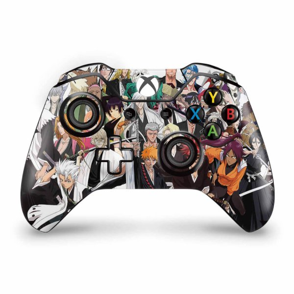 Skin Xbox One Fat Controle - Bleach