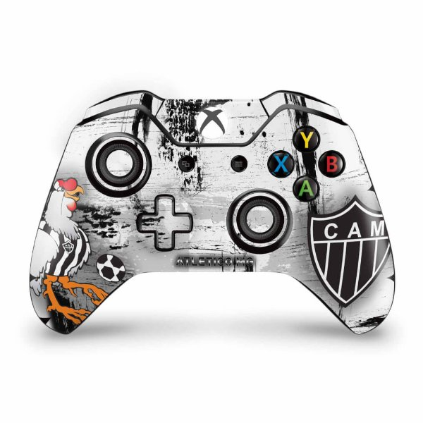 Skin Xbox One Fat Controle - Atletico Mineiro