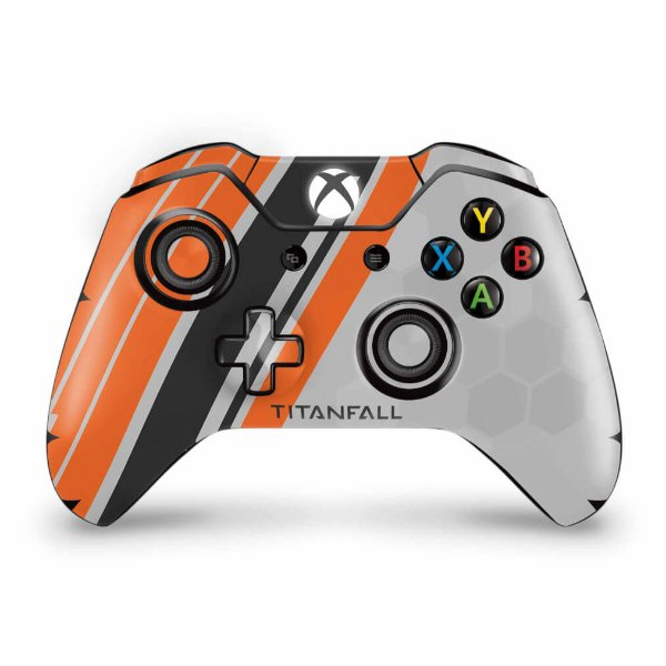 Skin Xbox One Fat Controle - Titanfall Edition